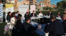 VIDEO: La Diputació de Valencia con los retos del deporte femenino: 'Las chicas han llegado al fútbol para quedarse'
