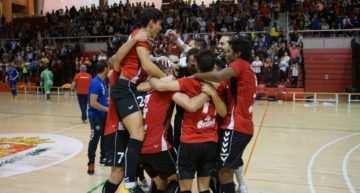 Únicamente el Nueva Elda FS pudo seguir adelante en la Copa del Rey de futsal 2018-2019