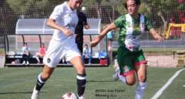 Una exhibición en ataque permitió al Valencia llevarse los tres puntos ante el Lorca Féminas (6-1)