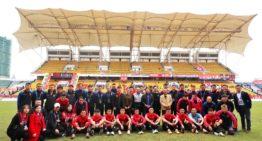 El 'sube-equipos' valenciano Carlos Granero logra un nuevo ascenso, esta vez en tierras chinas