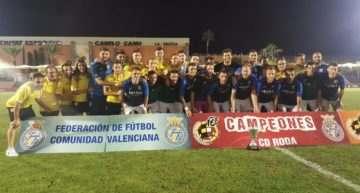 El CD Teruel, último obstáculo del CD Roda antes de acceder a los dieciseisavos de la Copa RFEF