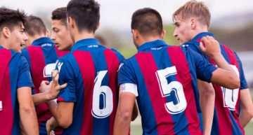 Resumen División de Honor Juvenil (jornada 5): Sólo el Levante aguanta el ritmo del Atlético Madrileño