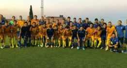 La Selección Masculina FFCV Sub-16 y Sub-18 vuelve a entrenar en Picassent este miércoles 17 de octubre