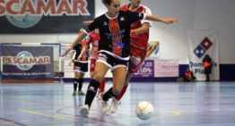María Angeles 'Melli' Pino, convocada con la Selección Española absoluta de fútbol-sala