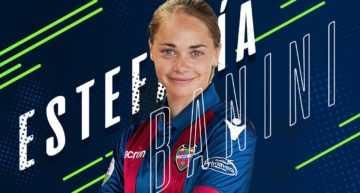 El Levante Femenino ficha a la centrocampista internacional argentina Estefanía Banini