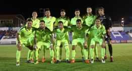 El Ontinyent cayó en Melilla y dijo adiós a la Copa del Rey (2-1)