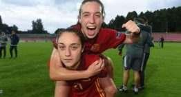 Eva Navarro y Aixa Salvador convocadas con la selección española para el Mundial Sub-17