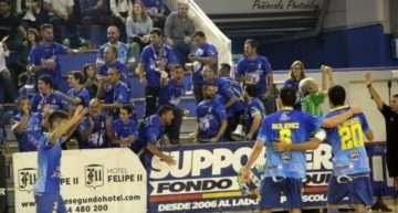 Levante y Peñíscola acceden a los octavos de final de la Copa del Rey de Fútbol Sala