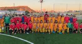 Buenas sensaciones en los primeros partidos amistosos para las selecciones autonómicas femeninas en Guardamar del Segura