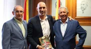 El COTIF pide a la Federación Española de Fútbol la homologación de la FIFA