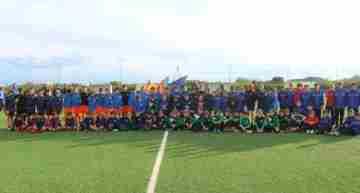 Santa Bárbara, Inter San José o Torre Levante, entre los primeros alevines en clasificarse para la siguiente fase de la IX Copa Federación