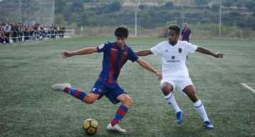 Resumen División de Honor Juvenil (jornada 7): Levante y Valencia empatan en el derbi y tampoco el Villarreal pudo distanciarse