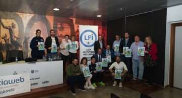 GALERÍA: Presentada oficialmente la primera edición de la Liga de Fútbol Inclusivo