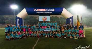 GALERÍA: Moncada disfruta una temporada más del fútbol femenino del CF Fénix Moncada