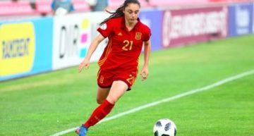Aixa Salvador: 'Ir convocada para el Mundial Sub-17 es una de las mejores noticias que se puede recibir'