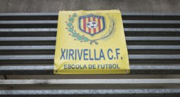 Jaime Molina (Xirivella CF): 'Aquí ni se cobra ni se paga, pero nos sobra cariño'