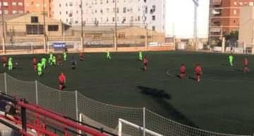 VIDEO: Reparto de puntos en División de Honor Juvenil entre Alboraya y Levante en un choque con tres rojas (1-1)