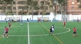 VIDEO: La UD Aldaia Femenino sigue sumando de tres en tres ante el Mislata (2-1)