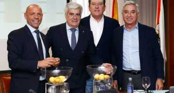Las Selecciones Autonómicas FFCV de fútbol sala ya conocen sus destinos