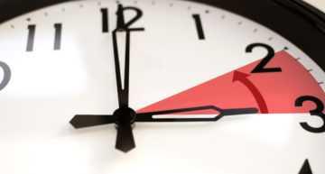 Cambio al horario oficial de invierno 2018: ¡hay que atrasar el reloj una hora esta noche!
