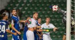 El Elche fue eliminado de la Copa del Rey por el Córdoba (1-4)