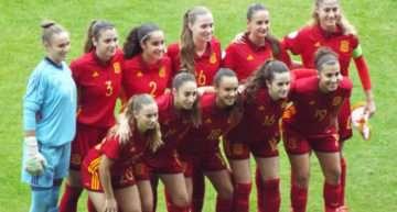 España Sub-19 Femenina finaliza el 'torneo de exentos' con empate ante Francia (0-0)