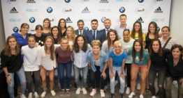 190 jugadoras de Primera piden que la AFE sea su interlocutor en la negociación del convenio colectivo