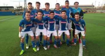 Resumen Liga Nacional Juvenil (Jornada 5): el Hércules lidera la tabla tras vencer al Alboraya