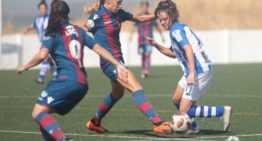 El Levante UD Femenino continúa sin perder tras empatar ante el Recreativo de Huelva (1-1)