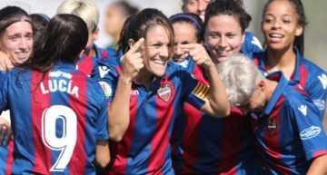 Ruth se estrenó como goleadora para dar al Levante los tres puntos ante el Betis Femenino (2-1)