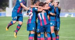 Soni dinamita el partido ante la Real Sociedad y coloca tercero al Levante Femenino (1-2)