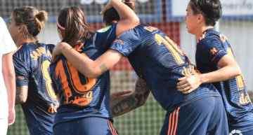 El VCF Femenino buscó el triunfo pero tuvo que conformarse con un punto ante el Madrid CFF (1-1)