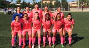 VIDEO: El Joventut Almassora entrenó su casillero de triunfos a domicilio ante el Elche Femenino (0-2)