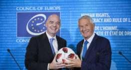 La FIFA y el Consejo de Europa cooperarán para combatir los abusos a menores en el fútbol
