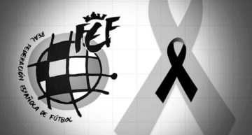 Minuto de silencio en el fútbol español y valenciano por las víctimas de las inundaciones en Mallorca