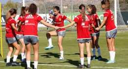 Toña Is sigue contando con jugadoras de Levante, SPA Femenino y Villarreal para la Sub-17 Femenina