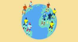 La FIFA lanza la primera estrategia global para impulsar el fútbol femenino