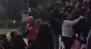 La Federación Murciana traslada a la Fiscalía la pelea de padres ocurrida en Beniaján