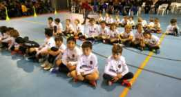 GALERÍA: La Academia de Fútbol Sala Valencia CF comienza su séptima temporada con una salud de hierro