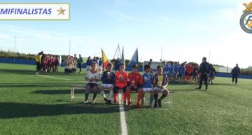 Grupos y horarios oficiales de la Jornada 3 de la IX Copa Federación Alevín el 11 de noviembre