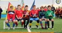 Horarios y grupos de la Jornada 6 de la IX Copa Federación Alevín
