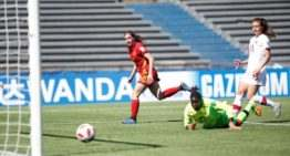España Sub-17 Femenina superó a Canadá y se medirá a Corea del Sur en cuartos (5-0)