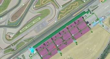 El Circuit de Cheste estrenará un sistema pionero de la Diputació de Valencia para responder a emergencias durante el Gran Premio