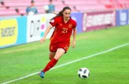 Aixa Salvador: 'Podemos conseguir grandes cosas en este Mundial Sub-17'