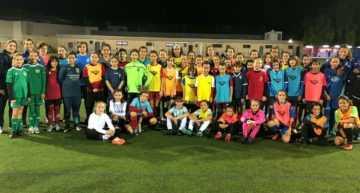 La Selección Sub-12 Femenina FFCV entrenará este jueves en Elda