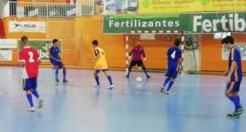 Entrenamiento de las selecciones FFCV de futsal el domingo 11 en el 'Chencho' de Castellón