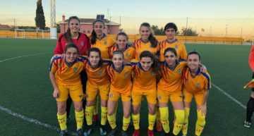 El Levante Femenino pondrá a prueba a las selecciones FFCV a dos semanas del Campeonato de España