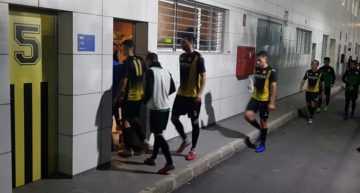 VIDEO: El CD Roda se queda con la miel en los labios y cae contra el Teruel en Copa RFEF (1-2)
