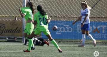 Paraluta da el pase a cuartos al Levante Femenino tras un partido épico contra el Granadilla Tenerife (4-4)
