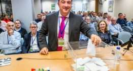 Salva Gomar ya es oficialmente nuevo presidente de la FFCV tras recibir la aprobación de Consellería